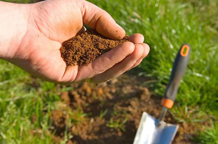 آزمون خاک کشاورزی